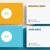 Business Cards Classy – Circle