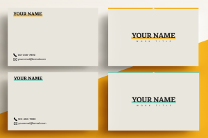 Business Cards Classy – Chill