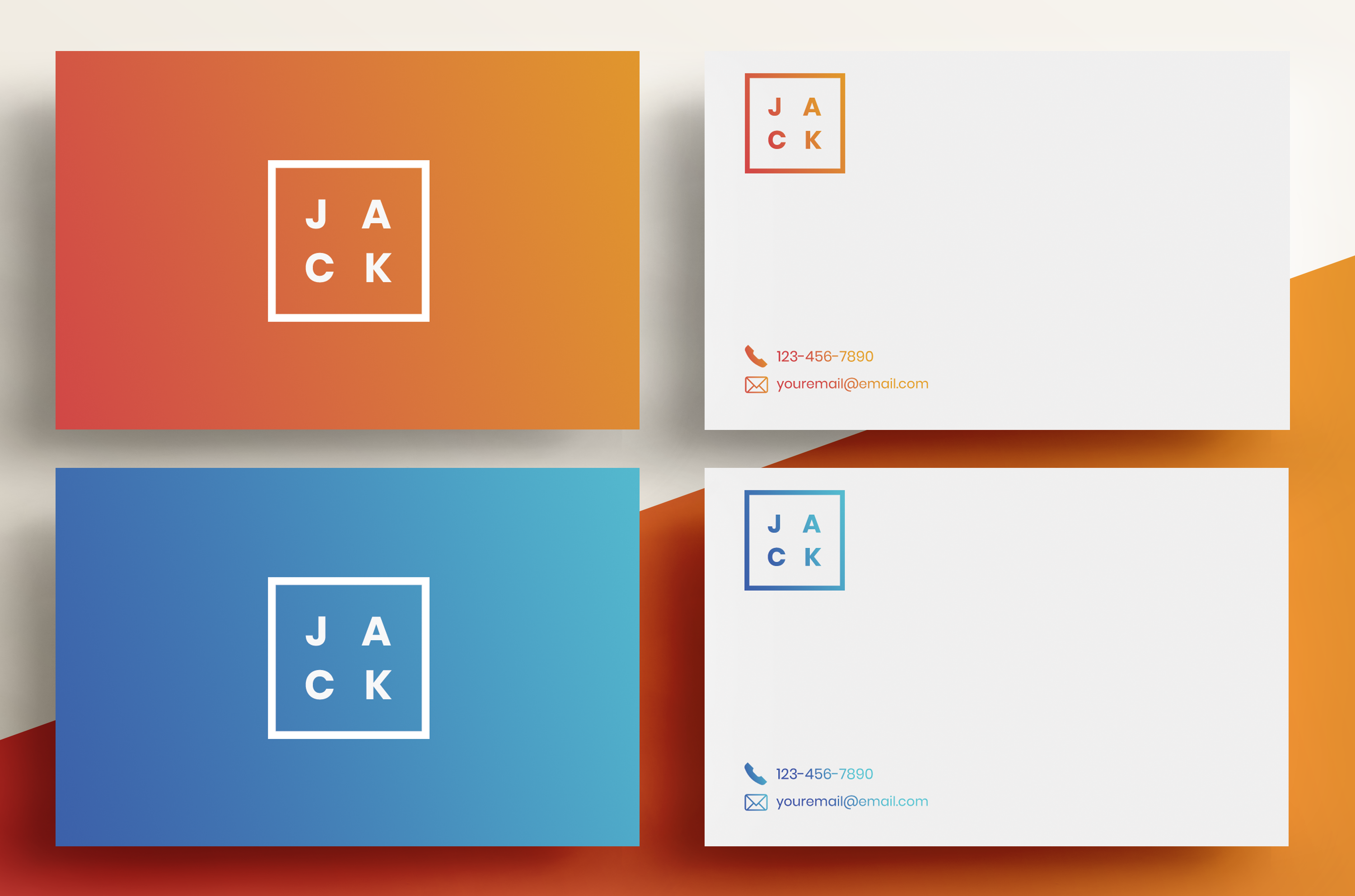 Business cards gradient outline rectangle resource moon business cards gradient outline rectangle colourmoves