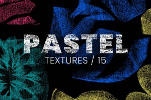 Pastel Textures & Brushes – Mini Pack