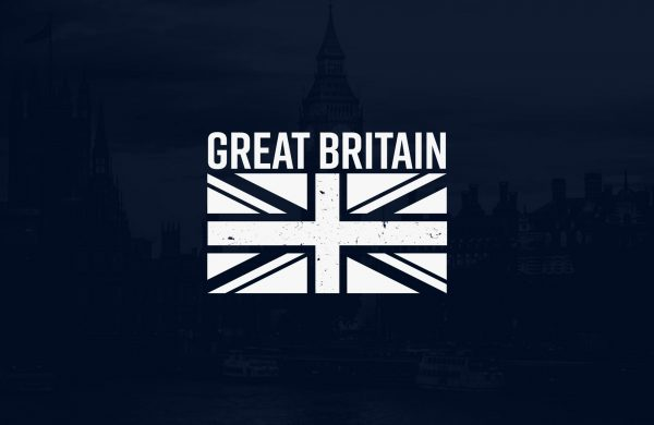Distressed Great Britain Flag Vector