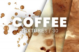 Coffee Textures Assortment Pack