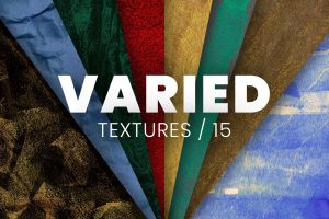 Varied Textures Mini pack