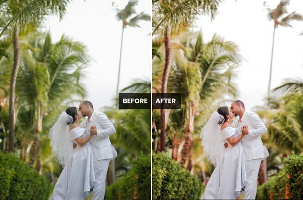 Lightroom Wedding Preset Example 02- 700