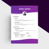 CV/Resume – Teacher II Template