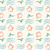Abstract Beach Pattern