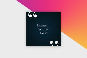 Instagram Post Template - Inspirational Quote V