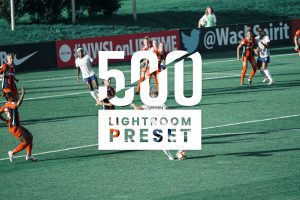 Adobe Lightroom Football 500 Preset
