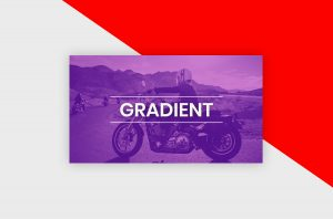 YouTube Thumbnail Template - Gradient Purple