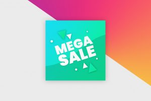 Instagram Post Template - Sale Banner V