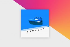 Instagram Post Template - Product Promo II
