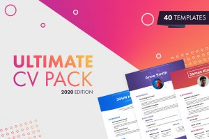 Ultimate 2020 CV Pack