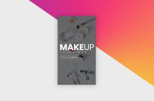 Instagram Story Template - Makeup III