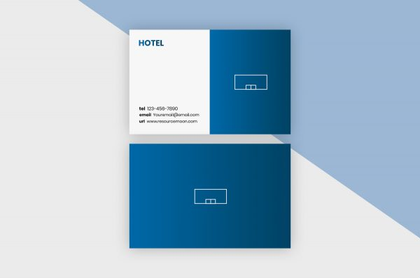 Business Cards Template – Hotel II