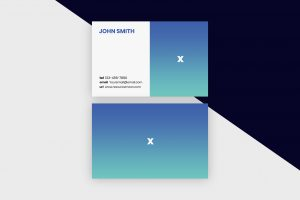 Business Cards Template – X I