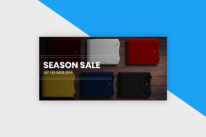 Twitter Post Template - Season Sale II