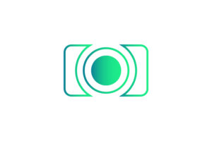 Photography Modern II Logo Vector