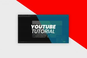 YouTube Thumbnail Template - Tutorial I