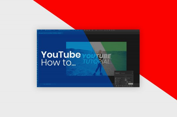 YouTube Thumbnail Template - Tutorial II